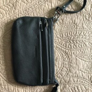 Daniel Leather wristlet